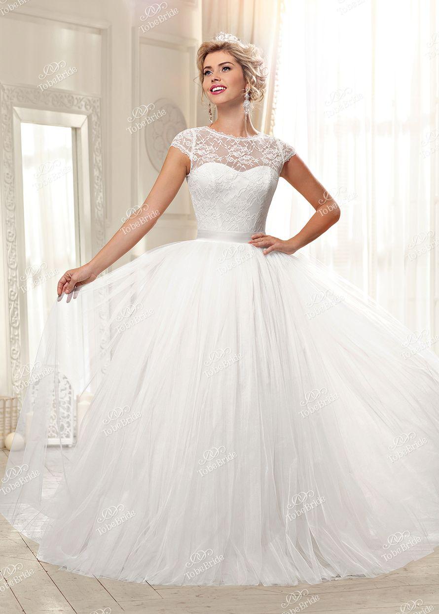 Свадебное платье To be bride А627