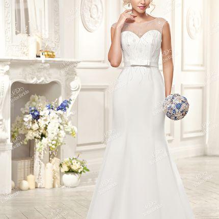 Свадебное платье А742