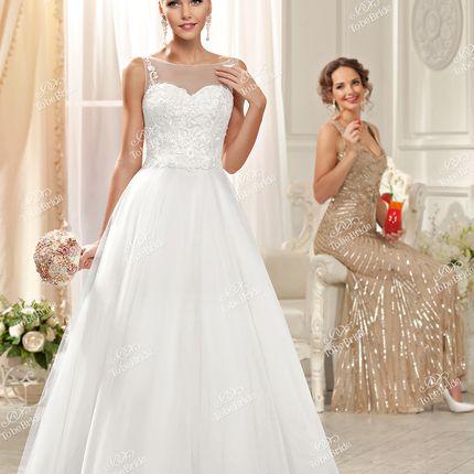 Свадебное платье А743