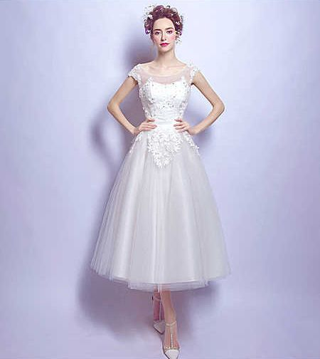 Аренда свадебного платья, модель А781