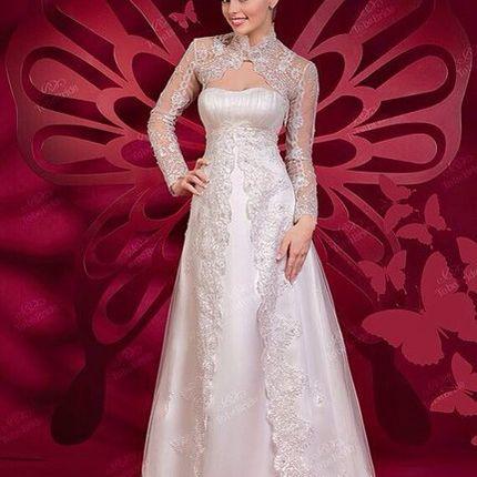 Свадебное платье А784