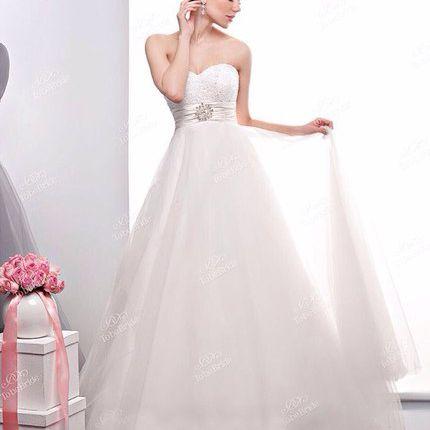 Свадебное платье А787