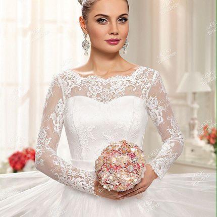 Аренда свадебного платья, модель А805