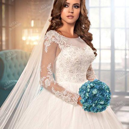Свадебное платье мод. А820