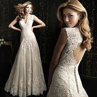 Аренда свадебного платья, модель А842