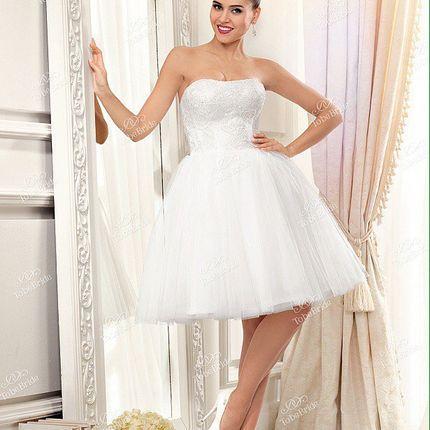 Свадебное платье А843 - прокат