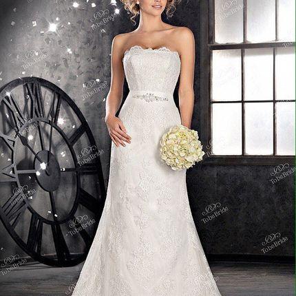 Свадебное платье А844 - прокат