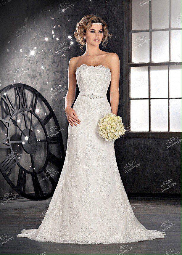 Аренда свадебного платья, модель А844