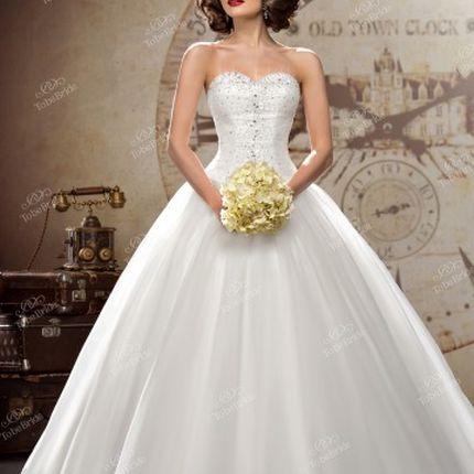 Свадебное платье - модель А863