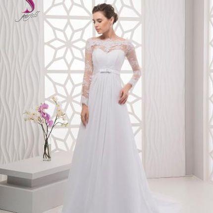 Свадебное платье - модель А868 в аренду