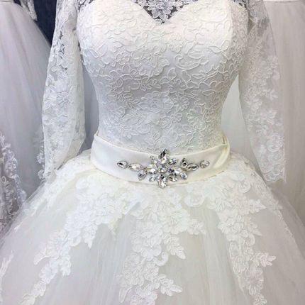 Аренда свадебного платья, модель А870