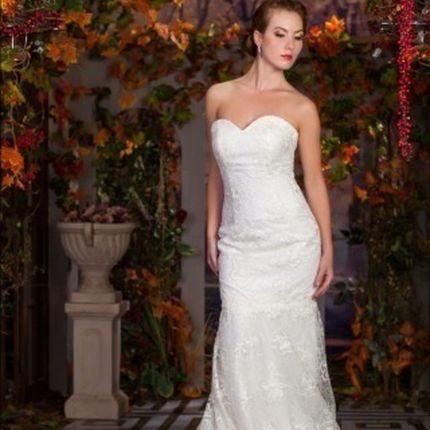 Свадебное платье - модель А882