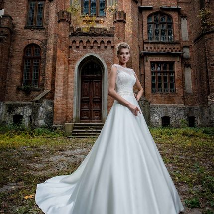 Свадебное платье мод. А891