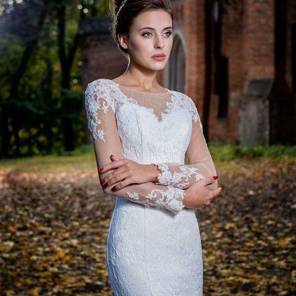 Свадебное платье, мод. А892