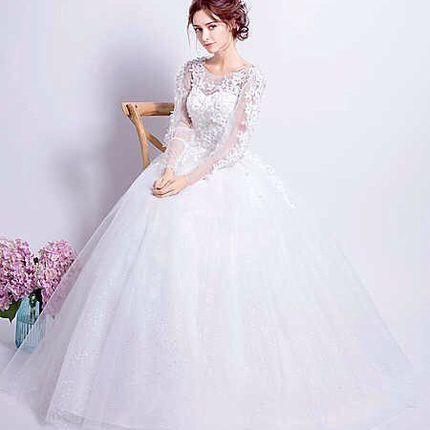 Свадебное платье - модель А896