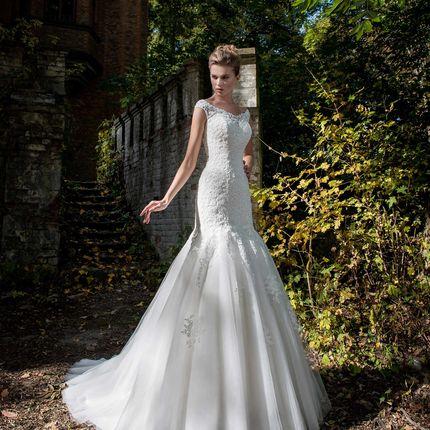 Свадебное платье, мод. А899 в аренду