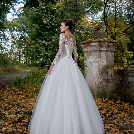 Свадебное платье, арт. А912 в аренду