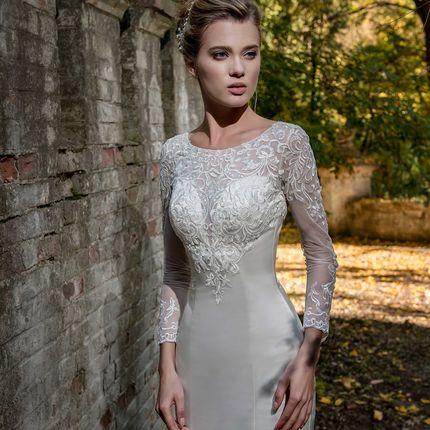 Прокат свадебного платья, модель А932