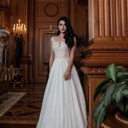 Прокат свадебного платья, модель А934