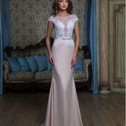 Свадебное платье А950