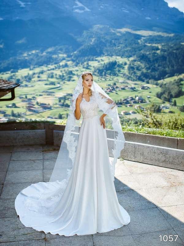 Свадебное платье А964. Покупка НОВОГО 22.500р. Прокат свадебных платьев от 1.900 р до 14.500р на три дня. Есть отдельно ряд платьев для проката! - фото 14512848 Свадебный салон InLove