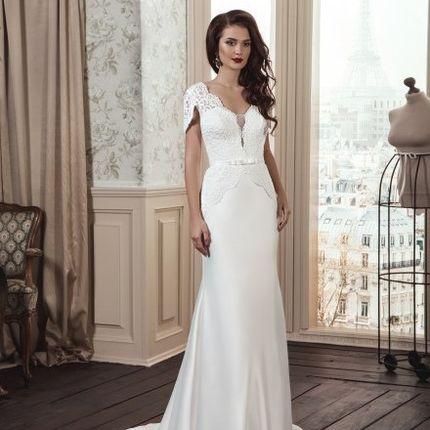 Свадебное платье в аренду, модель А979