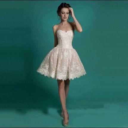 Свадебное платье в аренду, модель А980