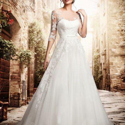Свадебное платье в аренду, арт. А1021