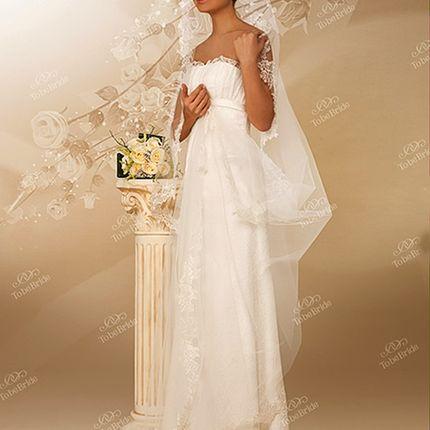 Свадебная фата, арт.1043