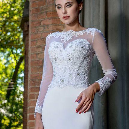 Свадебное платье, арт. 1072