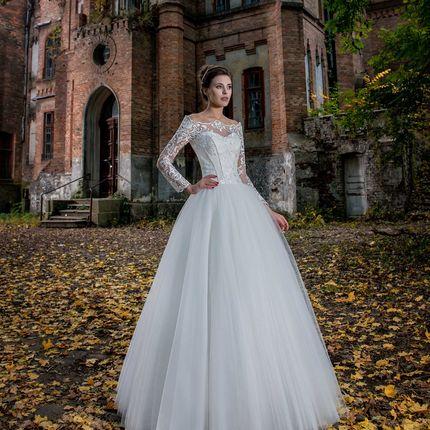 Свадебное платье, арт. 1074