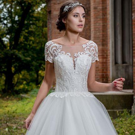 Пышное свадебное платье, арт. 1077