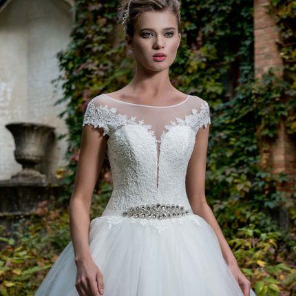 Пышное свадебное платье, арт. 1079