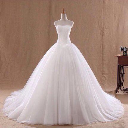 Пышное свадебное платье, арт. 1083