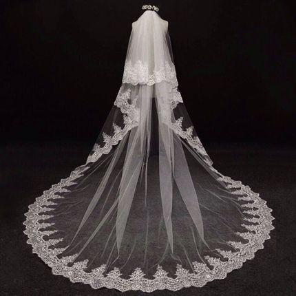 Свадебная фата, арт. А1099