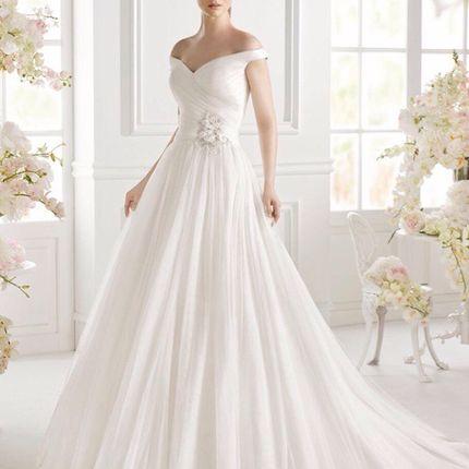 Длинное свадебное платье, арт. А1108
