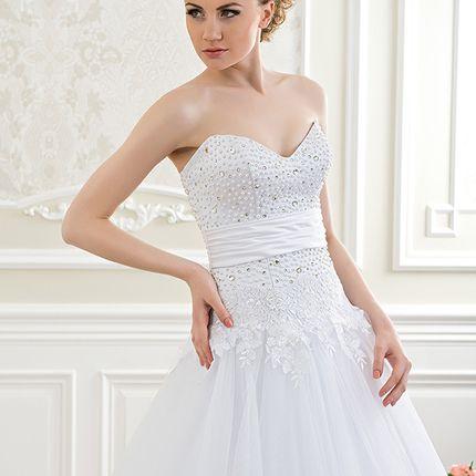 Свадебное платье А1156
