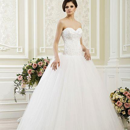 Пышное свадебное платье А1178