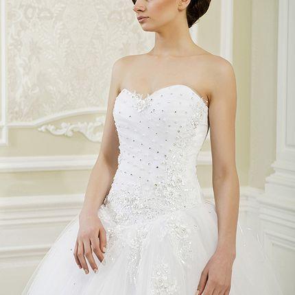 Пышное свадебное платье А1182