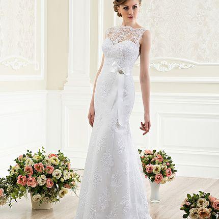 Свадебное платье силуэта рыбка А1202