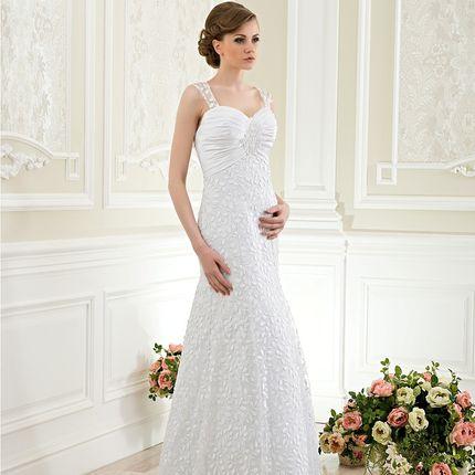 Свадебное платье силуэта рыбка А1209