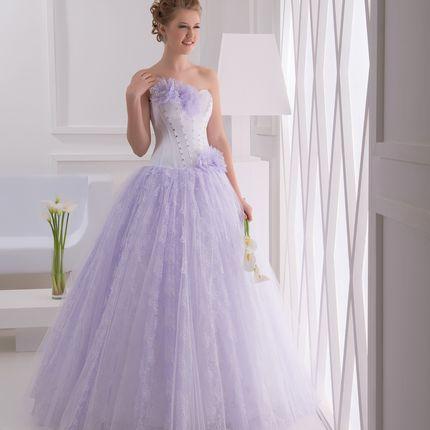 Пышное свадебное платье А1213