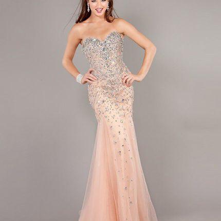 Прокат вечернего платья от Jovani А1254