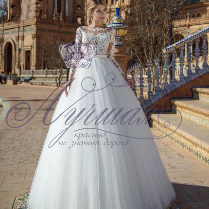 Свадебное платье А1282