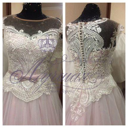 Пышное платье, арт. А1342 прокат