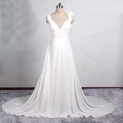 Свадебное платье для беременной А1350