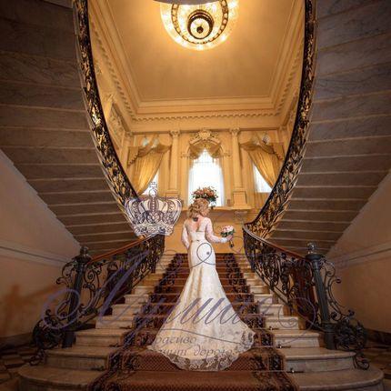 Свадебное платье силуэта рыбка А1362