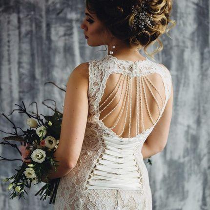 Свадебное платье силуэта рыбка А1424