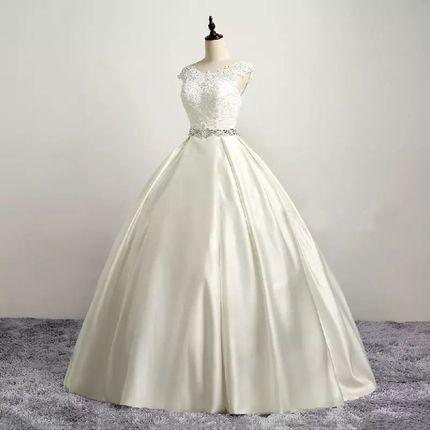 Свадебное платье пышное А1441