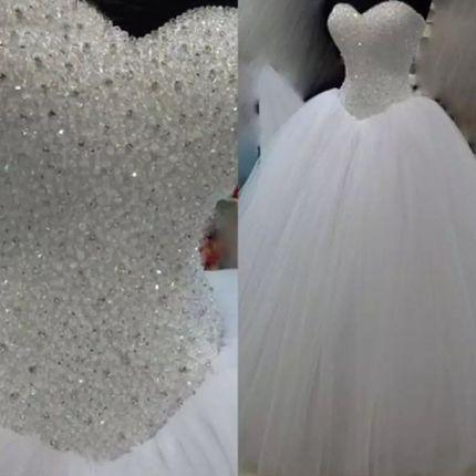 Платье пышное А1451